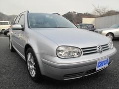 VW ゴルフワゴンGT ターボ 車検2年付