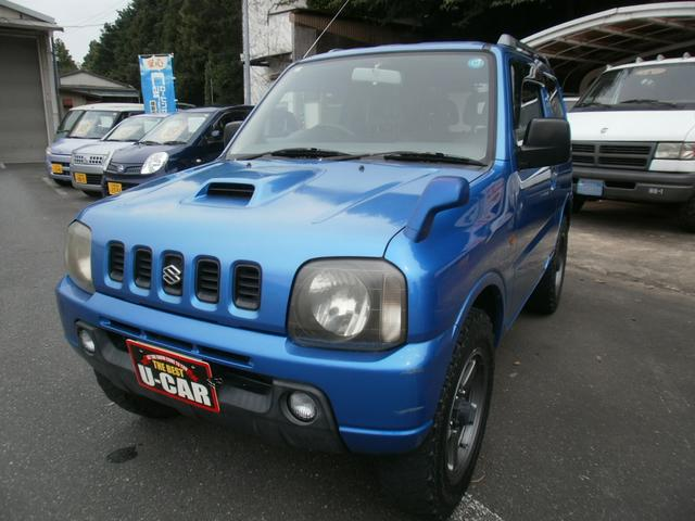 スズキ XC 4WD ターボ 5速MT タイミングチェーン