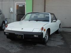 ポルシェ914 2.0S ミツワディーラー車 ETC