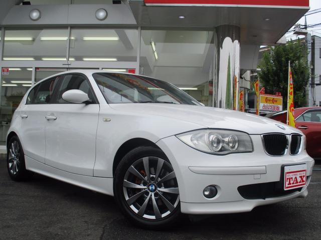 BMW 1シリーズ 118i 純正HDDナビ キセノン ETC (...