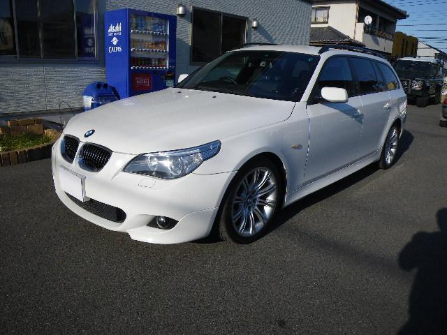 BMW 5シリーズ 525iツーリング Mスポーツパッケージ (検...