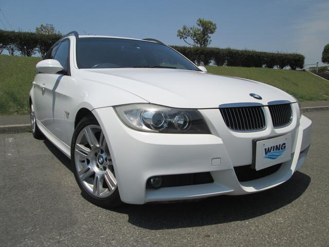 BMW 3シリーズ 320iツーリング Mスポーツパッケージ (検...