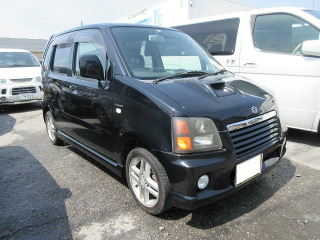 Photo of SUZUKI WAGON R RR RR LIMITED / used SUZUKI