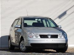 VW ポロワンオーナー 過去屋根付車庫保管 ユーザー買取 実走行距離