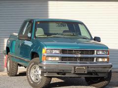 シボレー K−1500EXキャブ 新車並行輸入車 4WD