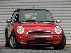 MINIクーパー コンバーチブル フロント左右新品タイヤ装着!
