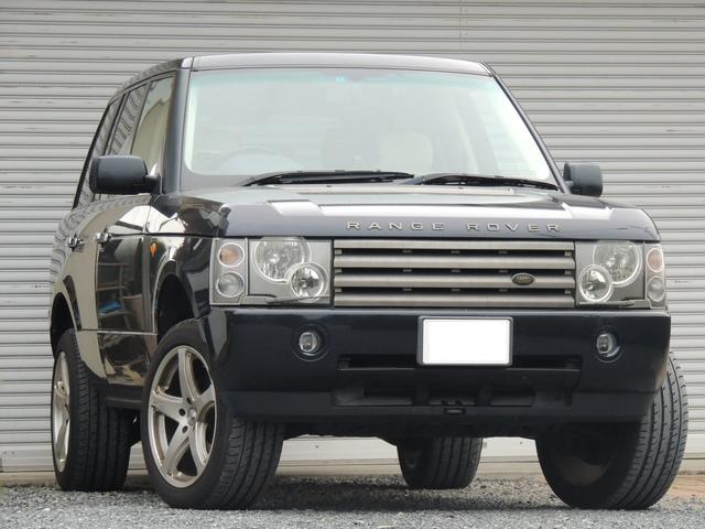 Photo of LAND_ROVER RANGE ROVER HSE / used LAND_ROVER