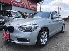 BMW116i ターボ 買取 純正ナビ