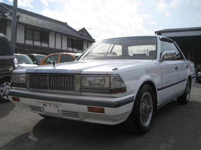 日産 エクセレンスG ローダウン 80s