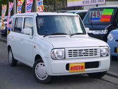 アルトラパンX 4WD キーレス ETC シートヒーター
