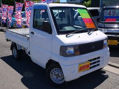 ミニキャブトラックVタイプ 4WD 5速マニュアル車 タイミングベルト交換済