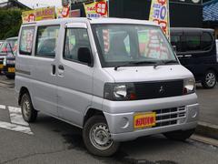 ミニキャブバンCD 4WD エアコン パワステ 5速マニュアル車