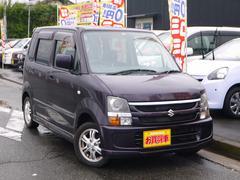 ワゴンRFX−Sリミテッド 4WD キーレス 社外アルミ