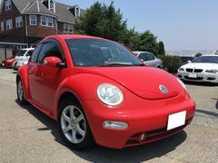 VW ニュービートルプラス ナビ ETC 本革シート