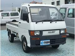 ハイゼットトラック4WD デフロック付