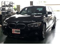 BMW118d Mスポーツ ワンオーナー HDDナビ バックカメラ