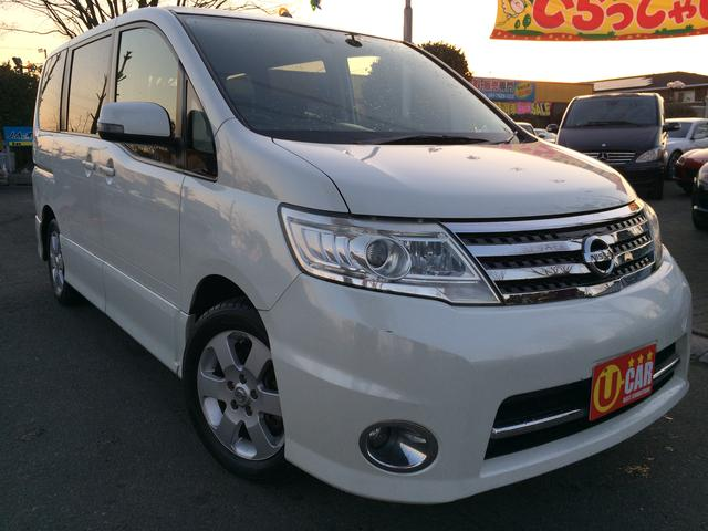 Photo of NISSAN SERENA HIGHWAY STAR / used NISSAN