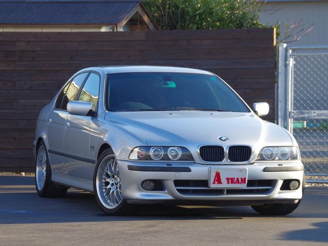 BMW 5シリーズ 530i Mスポーツ後期 18AW ハーフレザ...