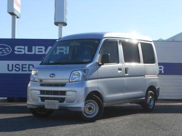 スバル サンバーバン トランスポーター (車検整備付)