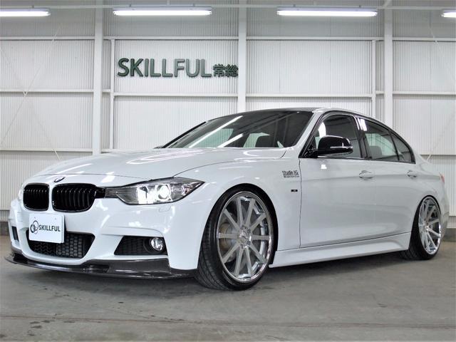 BMW 3シリーズ 320iMスポーツカーボンエアロTSW20AW...