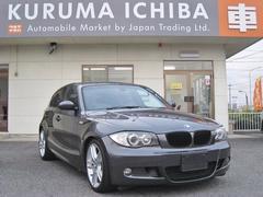 BMW130i Mスポーツ 6速MT ナビ TV 黒革シート