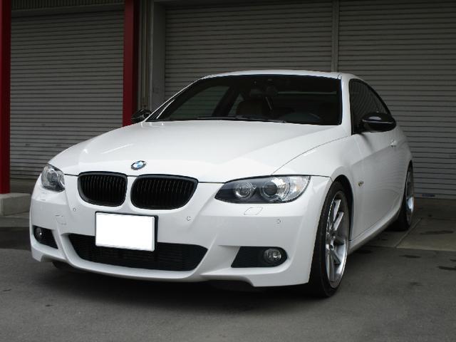 BMW 3シリーズ 335i MスポーツPKG 左ハンドル クーペ...