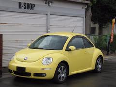 VW ニュービートルサンフラワーイエローHDDナビDVDETCCD16アルミ