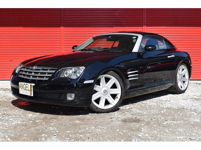 Chrysler Chrysler Crossfire Coupe 2006 Black 38 930 Km