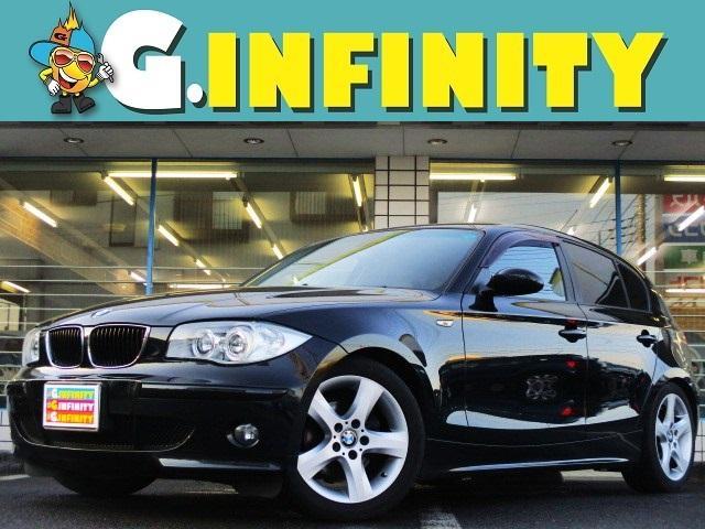 BMW 1シリーズ 120i 純オーディオ 17AW HID ET...