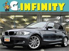 BMW118i Mスポーツパッケージ 記録簿 走5.5万km ナビ