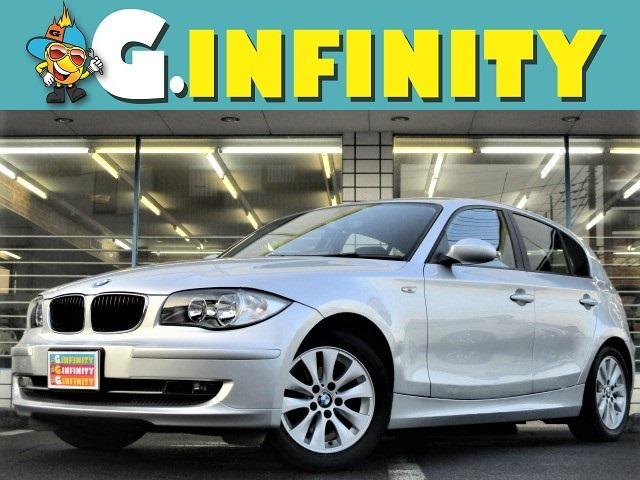 BMW 1シリーズ 116i 記録簿 後期 4.2万km 外ナビ ...