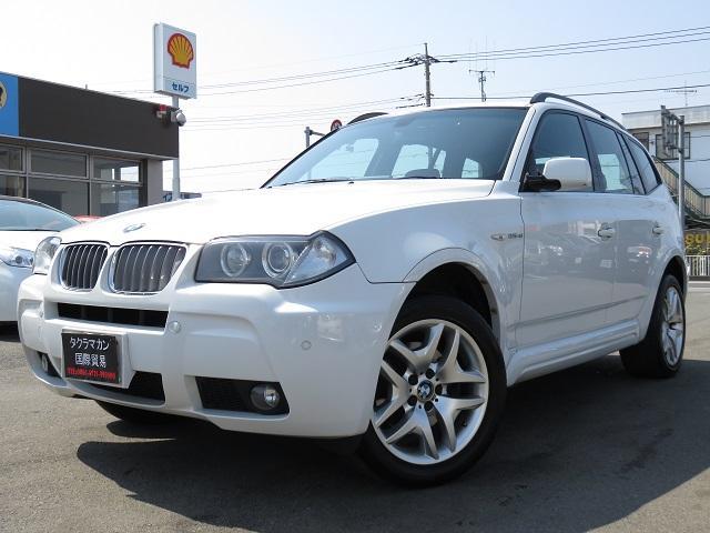 BMW X3 2.5si (検31.4)