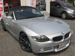 BMW Z42.2i電動オープンエアロ 黒革シート HDDナビ 19AW