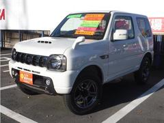 ジムニーランドベンチャー 専用装備装着 4WD