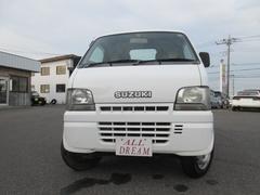 キャリイトラックKD 3方開き 切り替え式4WD パワステ ラジオ 5速MT