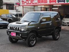 ジムニーランドベンチャー 4WD ワンオーナー SDナビ