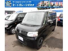 タントX 電動スライド CD ベンチシート 広々軽自動車!