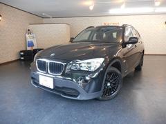 BMW X1sDrive 18i 社外HDDナビTV WORK17アルミ