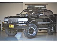 ランドクルーザー80VXリミテッド ブラックコンプリート 新品タイヤ ホイール