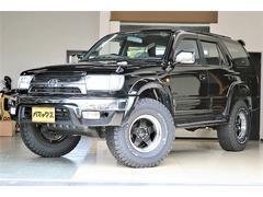 ハイラックスサーフSSR−X 2インチリフトUP ナビ 新品タイヤ ホイール