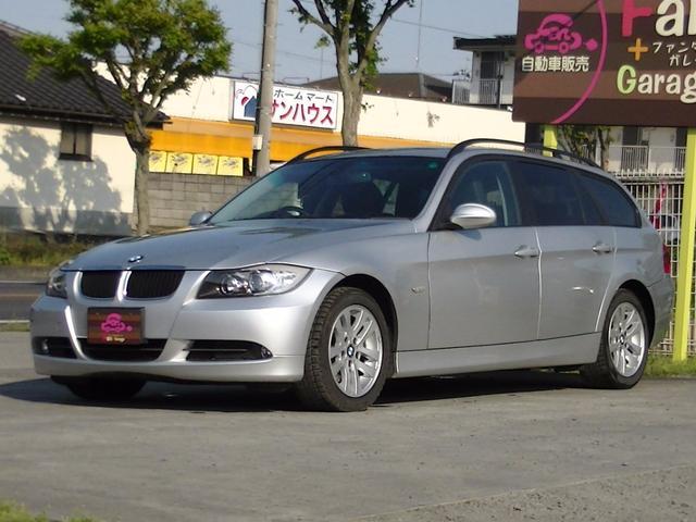 BMW 3シリーズ 320iツーリング ハイラインパッケージ ブラ...