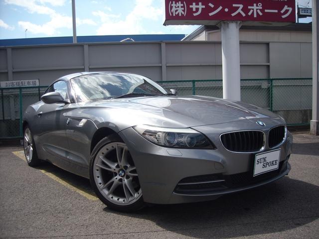 BMW Z4 sDrive23i (車検整備付)