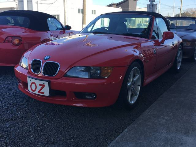 BMW Z3ロードスター ベースグレード ブラックレザー 17AW...