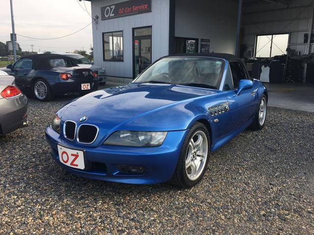 BMW Z3ロードスター 特別限定車 ETC 皮シート (検30.8)