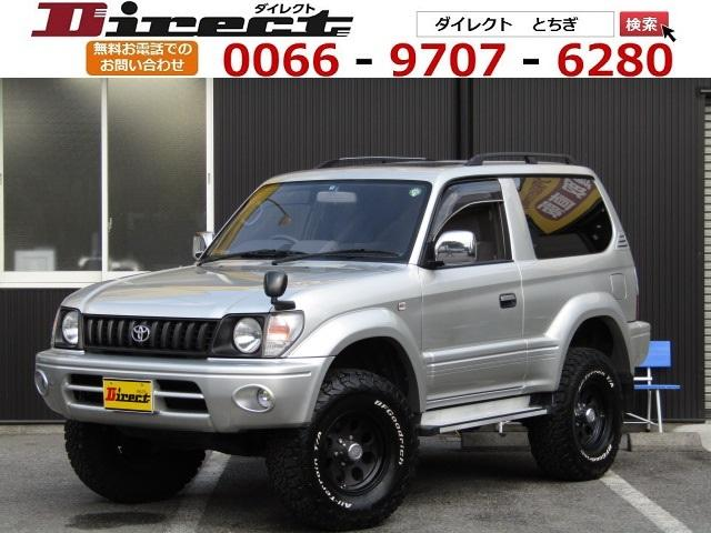 Photo of TOYOTA LAND CRUISER PRADO RX / used TOYOTA