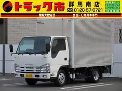 エルフトラック1.5t積・アルミバン・垂直パワーゲート・総重量4415kg