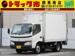 ダイナトラック2t積・パネルバン・垂直パワーゲート・車両総重量4995kg