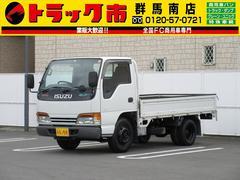 エルフトラック4WD・1.5t積・低床・リアWタイヤ