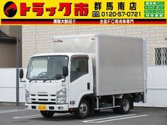エルフトラック1.95t・アルミバン・垂直ゲート・車両総重量4975kg