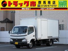 トヨエース4WD・3t積・パネルバン・垂直パワーゲート600kg